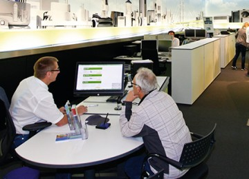 Energie-Service-Center am Höherweg 100