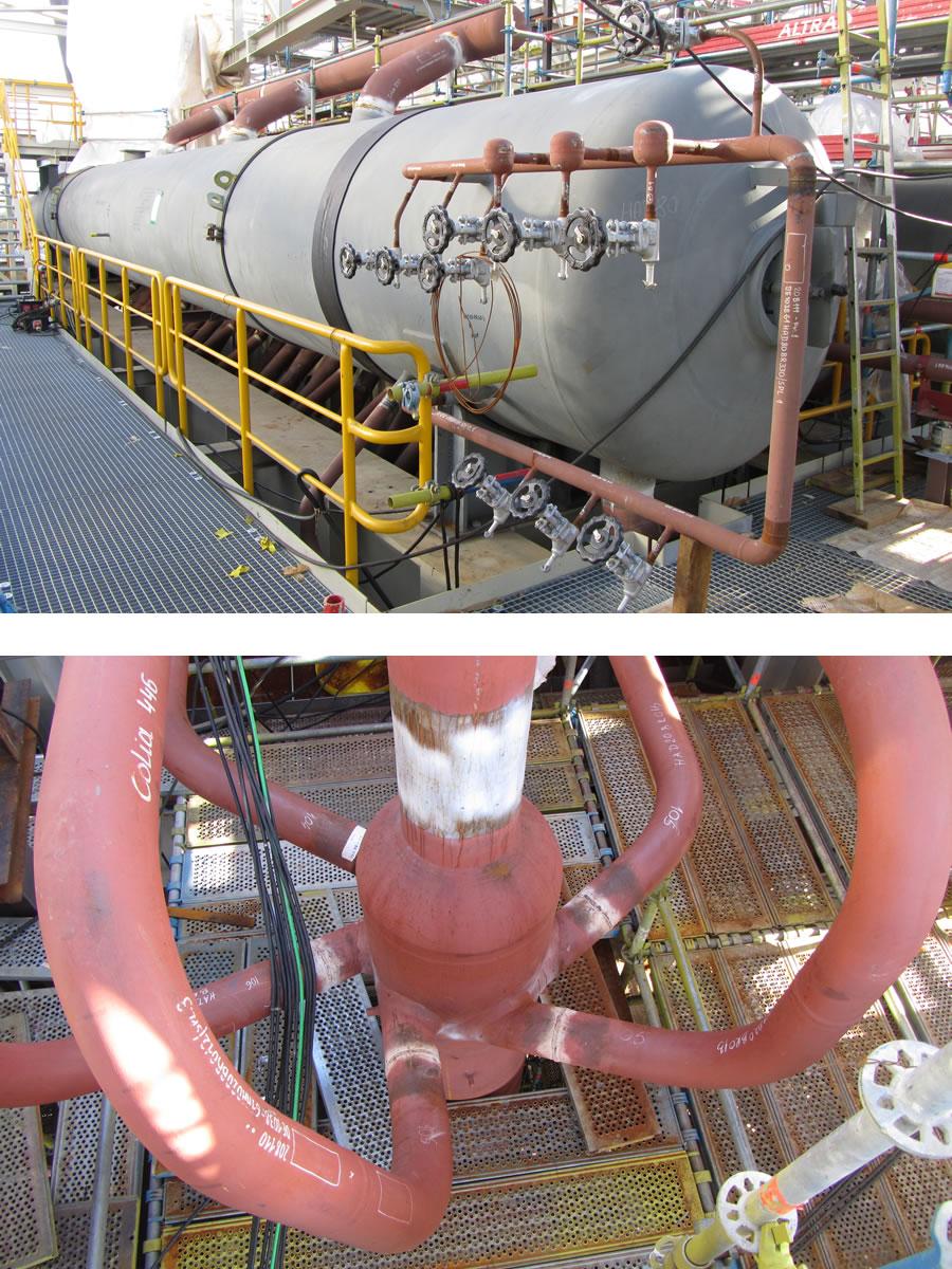 Gaskraftwerk / GuD Kraftwerk \