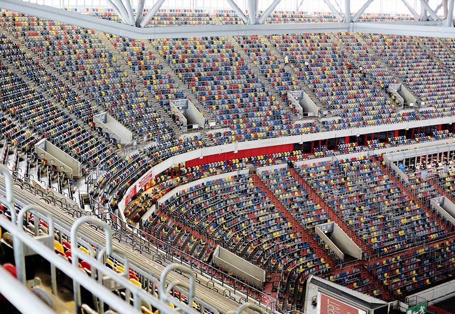 Open Air Arena Mit Heizung Stadtwerke D Sseldorf
