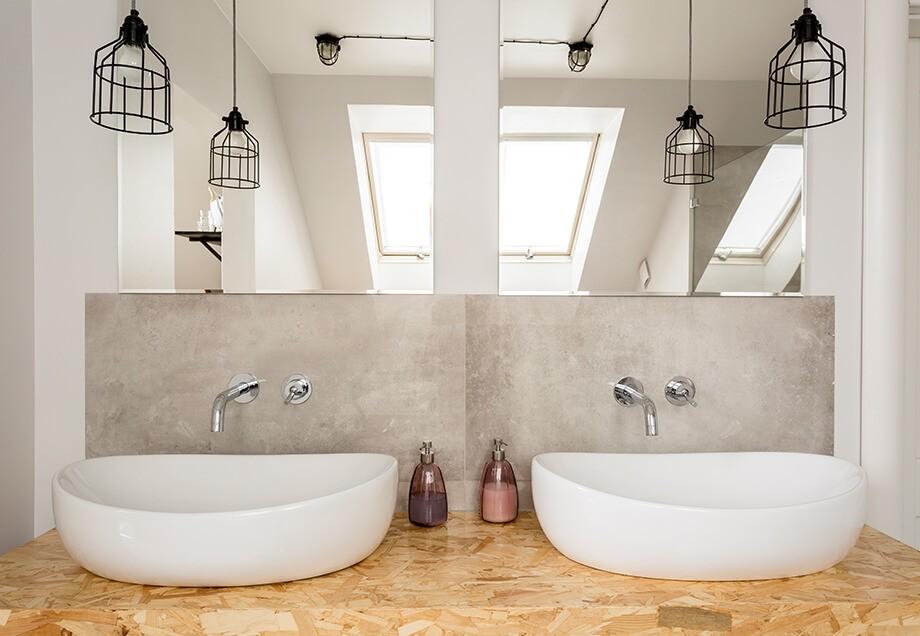 Bohrlöcher In Fliesen Verstecken einrichtungs- & gestaltungsideen für kleine badezimmer | stadtwerke