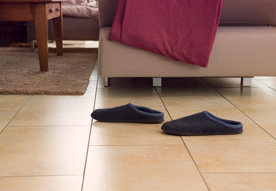 Sie Lieben Glatte Böden In Der Wohnung? Ganz Müssen Sie Sich Nicht Von  Ihnen Verabschieden